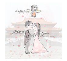 wedding by kazhy