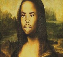 Earl Sweatshirt Mona Lisa by kittititti