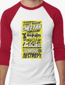 Search & Destroy Men's Baseball ¾ T-Shirt