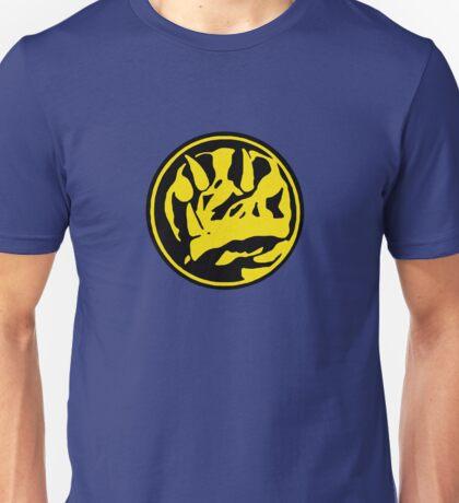Mighty Morphin Power Rangers Blue Ranger Symbol Unisex T-Shirt