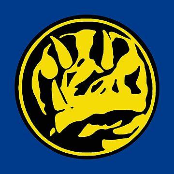 Quot Mighty Morphin Power Rangers Blue Ranger Symbol