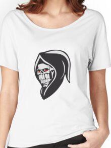 Death hooded sweatshirt evil Women's Relaxed Fit T-Shirt