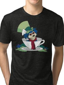 A Nice Cup of Tea Tri-blend T-Shirt