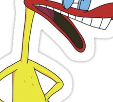 Duckman Sticker