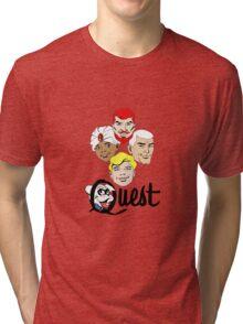Jonny Quest Tri-blend T-Shirt