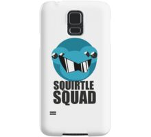 Squirtle Squad - Department Logo Samsung Galaxy Case/Skin