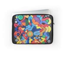 Fruit lines Laptop Sleeve