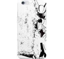 DBZ - Janemba iPhone Case/Skin