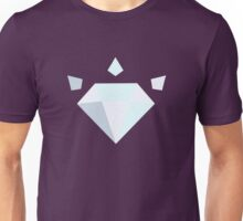 Cutie Mark - Dark Diamond Unisex T-Shirt