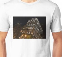 City Night Walks – Elegant Arched Lintels Unisex T-Shirt