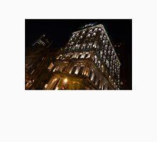 City Night Walks – Elegant Arched Lintels Unisex T-Shirt