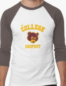 Dropout Men's Baseball ¾ T-Shirt