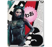 The Carny Bride iPad Case/Skin