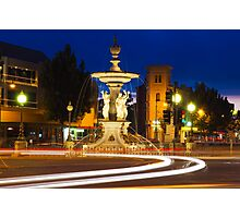 Alexandra Fountain Photographic Print