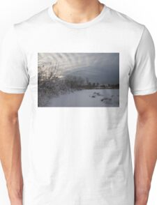 Clearing Snowstorm Unisex T-Shirt
