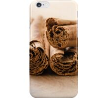 Cinnamon Stick iPhone Case/Skin