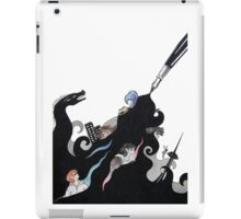 Detective Docherty and the Sorcerer's Game  iPad Case/Skin
