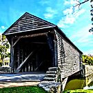 Ackley Covered Bridge by djphoto