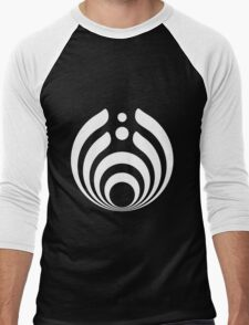 Bassnectar Logo Men's Baseball ¾ T-Shirt