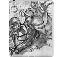 Bowoop and fey watch Cognac play chess iPad Case/Skin