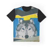 Respect The Wolf Graphic T-Shirt