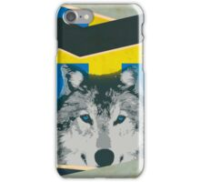 Respect The Wolf iPhone Case/Skin