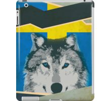 Respect The Wolf iPad Case/Skin