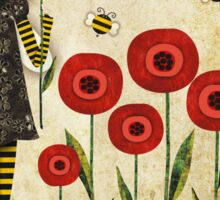 Queen Beatrix Sticker