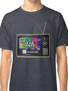 Movie Maker  Classic T-Shirt