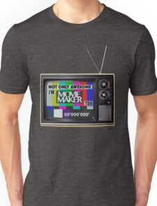Movie Maker  Unisex T-Shirt
