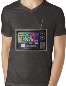 Movie Maker  Mens V-Neck T-Shirt
