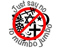 Just Say No to Mumbo Jumbo by apeshirt