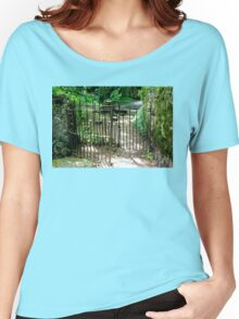 Gate to the Island Women's Relaxed Fit T-Shirt