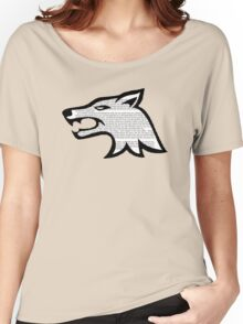Arya Stark - Game of Thrones Direwolf Women's Relaxed Fit T-Shirt