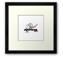 Ford Raptor SVT Framed Print