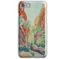 Mini Palms, Purnululu, Kimberly, Australia iPhone Case/Skin
