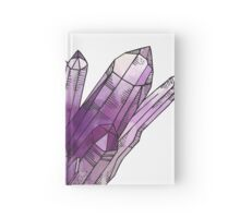 Amethyst Hardcover Journal