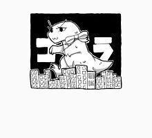 Cute Godzilla Smashes Tiny Tokyo Unisex T-Shirt
