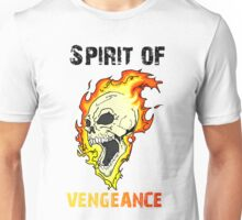 The Spirit of Vengeance - The Ghost Rider Unisex T-Shirt