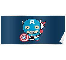 Littlest Avenger Poster