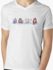 Elemental play time Mens V-Neck T-Shirt