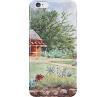 Truganina Explosives Reserve Keeper's Quarters iPhone Case/Skin