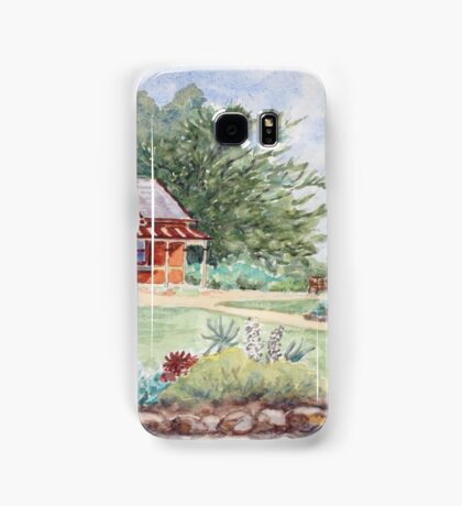 Truganina Explosives Reserve Keeper's Quarters Samsung Galaxy Case/Skin