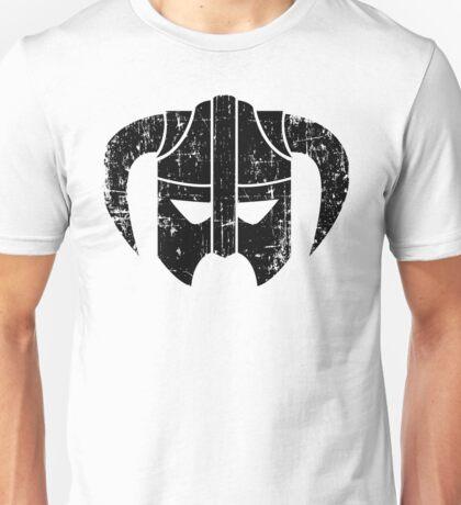 Helm (Black) Unisex T-Shirt
