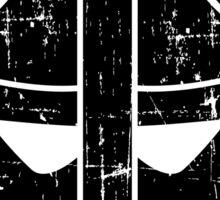 Helm (Black) Sticker