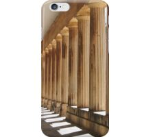 Ancient Colonnade iPhone Case/Skin