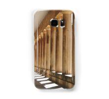 Ancient Colonnade Samsung Galaxy Case/Skin