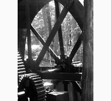 Dellinger's Water wheel at the Grist Mill Unisex T-Shirt
