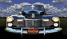 41 Cadillac Blue on Blue Capturing the Mood of an Age by ChasSinklier