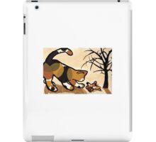 Kittens at play iPad Case/Skin